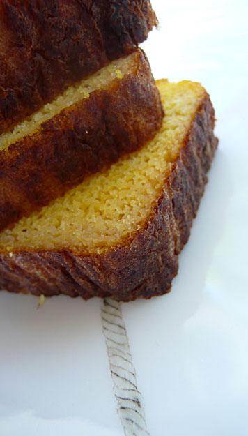 lemonpi » Just loafin' : Polenta Bread