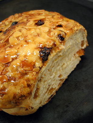 New Zealand Almond And Fig Bread Recipe — Dishmaps