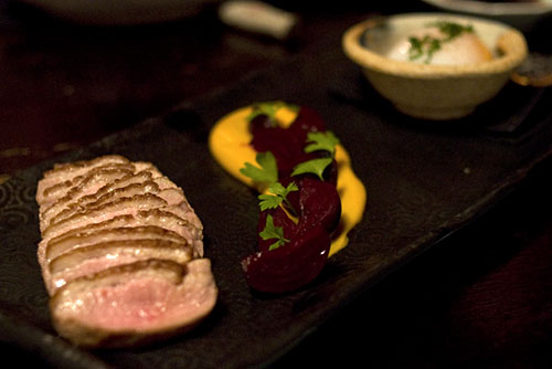 Koi Restaurant Great Barrington Menu
