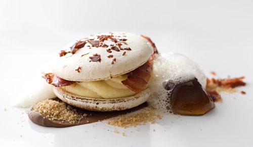 Macaron-FrenchToast