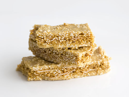 Vegan-SesameChews