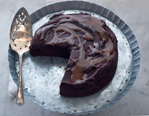 Tartine Devils Food Cake Recipe