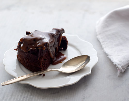 Tartine Devils Food Cake Recipe