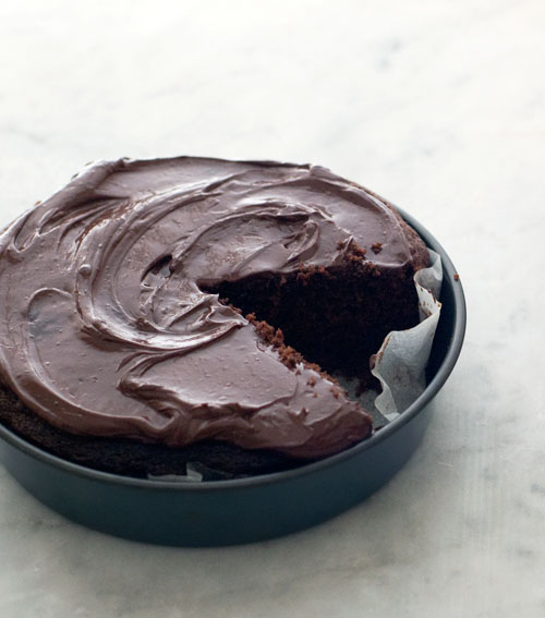 Chocolate Yoghurt Cake